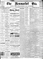 Newmarket Era (Newmarket, ON1861), January 13, 1888