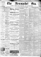 Newmarket Era (Newmarket, ON1861), January 27, 1888