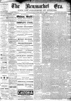 Newmarket Era (Newmarket, ON1861), February 3, 1888