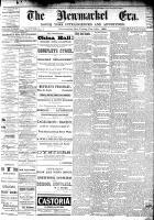 Newmarket Era (Newmarket, ON1861), February 10, 1888