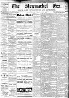 Newmarket Era (Newmarket, ON1861), February 17, 1888