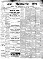 Newmarket Era (Newmarket, ON1861), February 24, 1888