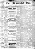 Newmarket Era (Newmarket, ON1861), March 2, 1888