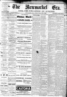 Newmarket Era (Newmarket, ON1861), March 9, 1888