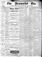 Newmarket Era (Newmarket, ON1861), March 16, 1888