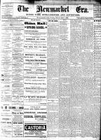 Newmarket Era (Newmarket, ON1861), March 23, 1888