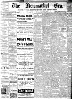 Newmarket Era (Newmarket, ON1861), April 6, 1888