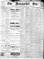 Newmarket Era (Newmarket, ON1861), April 13, 1888