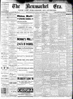 Newmarket Era (Newmarket, ON1861), April 27, 1888