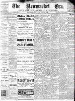 Newmarket Era (Newmarket, ON1861), May 4, 1888