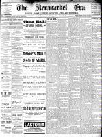 Newmarket Era (Newmarket, ON1861), May 11, 1888