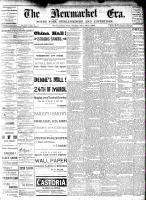Newmarket Era (Newmarket, ON1861), May 18, 1888