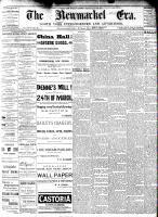 Newmarket Era (Newmarket, ON1861), May 25, 1888
