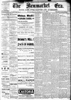 Newmarket Era (Newmarket, ON1861), June 1, 1888