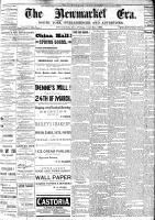 Newmarket Era (Newmarket, ON1861), June 8, 1888