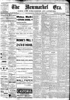 Newmarket Era (Newmarket, ON1861), June 22, 1888
