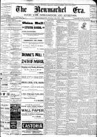 Newmarket Era (Newmarket, ON1861), July 13, 1888