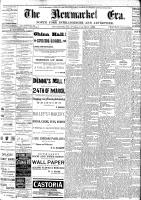 Newmarket Era (Newmarket, ON1861), July 20, 1888