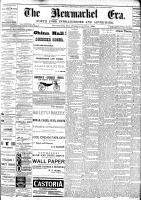 Newmarket Era (Newmarket, ON1861), July 27, 1888