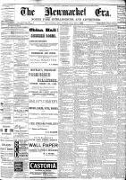 Newmarket Era (Newmarket, ON1861), August 10, 1888