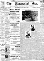 Newmarket Era (Newmarket, ON1861), August 17, 1888