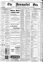 Newmarket Era (Newmarket, ON1861), August 31, 1888