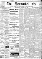 Newmarket Era (Newmarket, ON1861), September 28, 1888