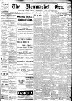 Newmarket Era (Newmarket, ON1861), October 12, 1888