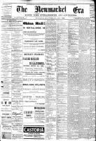 Newmarket Era (Newmarket, ON1861), October 19, 1888
