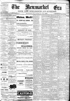 Newmarket Era (Newmarket, ON1861), November 2, 1888