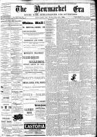 Newmarket Era (Newmarket, ON1861), November 9, 1888
