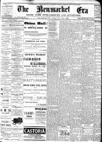 Newmarket Era (Newmarket, ON1861), November 16, 1888