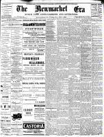 Newmarket Era (Newmarket, ON1861), November 23, 1888