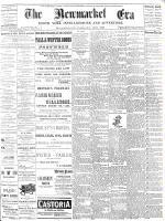 Newmarket Era (Newmarket, ON1861), November 30, 1888