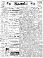 Newmarket Era (Newmarket, ON1861), December 7, 1888