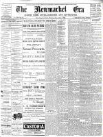 Newmarket Era (Newmarket, ON1861), December 14, 1888