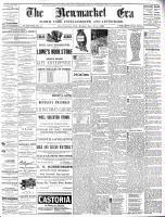 Newmarket Era (Newmarket, ON1861), December 21, 1888