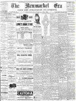 Newmarket Era (Newmarket, ON1861), December 28, 1888