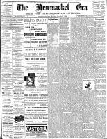 Newmarket Era (Newmarket, ON1861), January 4, 1889
