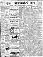 Newmarket Era (Newmarket, ON1861), January 11, 1889