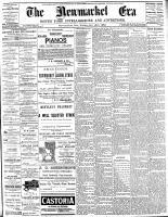 Newmarket Era (Newmarket, ON1861), January 18, 1889
