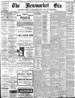 Newmarket Era (Newmarket, ON1861), January 25, 1889