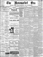 Newmarket Era (Newmarket, ON1861), February 1, 1889