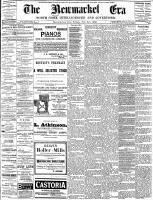 Newmarket Era (Newmarket, ON1861), February 8, 1889