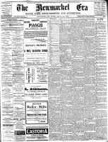 Newmarket Era (Newmarket, ON1861), March 1, 1889