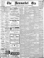 Newmarket Era (Newmarket, ON), July 5, 1889