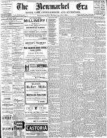 Newmarket Era (Newmarket, ON), July 12, 1889