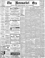 Newmarket Era (Newmarket, ON), July 19, 1889