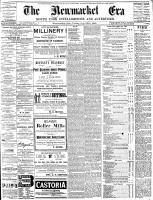 Newmarket Era (Newmarket, ON), July 26, 1889