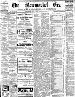 Newmarket Era (Newmarket, ON), August 2, 1889
